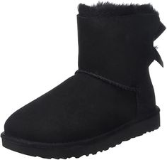 16 Styles of chic and affordable winter boots for women that are perfect for your winter outfits | UGG Women's Mini Bailey Bow II Winter Boot, Trendy Winter Boots Women Stylish Winter Boots, Ugg Winter Boots, Casual Boots, Ugg Boots, Shoe Boots, Ankle Boots, Uggs, Mini Baileys, Bailey Bow