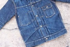 Fade of the Day – Crossover Denim B101 (8 months, 1 Wash, 1 Soak)
