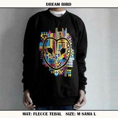 Maaf baru Open  cek dulu nih -----> ===== Dream Bird sablon kotak Black ====== Bahan fleece tebal nyaman dipakai  All size L  IDR 99 Satuan ( belum ongkir ) Contact for order: CS1 Pin: 54bc4222 & WA/SMS: 0878-2225-8573 CS2 Pin: 57039053 & WA/SMS: 0857-2044-3506  #DstoreGrosir  #grosirbandung #grosirjaket #grosircelana #grosirkaos #jaketmurah #jaketparka #jaketsweater #jaketfleece #jaketparasit #celanamurah #celanajeans #celanajoger #celanacargo