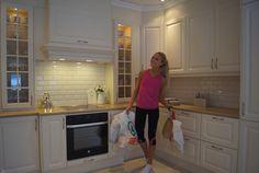 januar 2012 - Page 2 of 7 - Caroline Berg Eriksen Kitchen Cabinets, The Unit, Sony, Home Decor, Decoration Home, Room Decor, Cabinets, Home Interior Design, Dressers