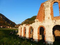 Gubbio Roman Theatre #Gubbio #Umbria