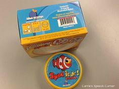 Carrie's Speech Corner: Product Review: Spot It Jr! - Animals by Blue Orange Games