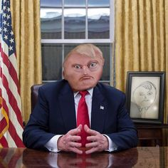 #thingsihavedrawn   #idrawwhatisaw  #donaldtrump  #potus  #presidenttrump  #trump  #9gagnoticeme