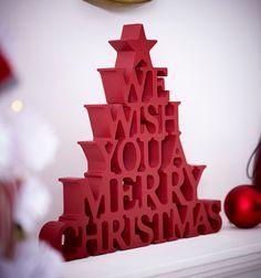 Christmas Decorating Theme: Scandi