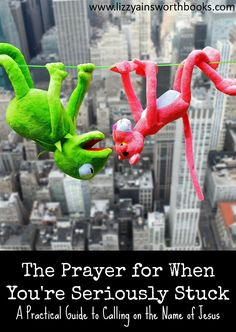The Simple Prayer to Save Your Life