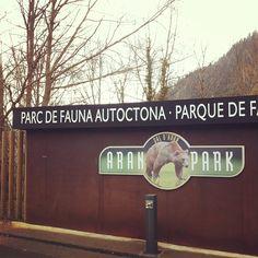 Parque de fauna autóctona · #AranPark #Bossost #ValDAran · vía Instagram by @amrqs