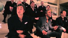 """Another reason to love these guys!! - Straight No Chaser - """"Let it Go"""" from Frozen - Prom Proposal"""