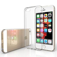 From 1.99 Yousave Accessories Iphone Se Case Ultra Thin Clear Silicone Gel Cover