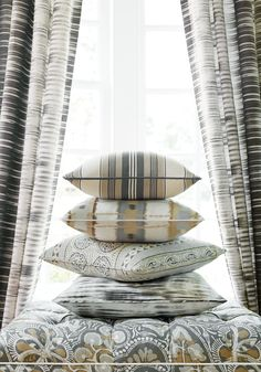 Sheridan Stripe from Woven Resource 9: Stripes & Plaids Collection