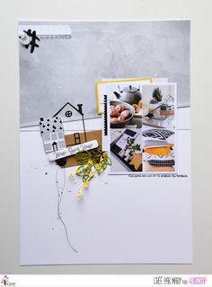 Bonjour, En ce début d'année, 4enScrap vous réserve quelques surprises avec la sortie d'une mini collection sur le thème des maisons. Place donc à 2 jours d'avant-première, pour découvrir les produits avant de les retrouver en boutique. Dans cette mini...