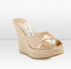 Wore mine so much last year, I have to get another pair!! Best spring/summer wedge shoe, hands down. Perfect with short shorts or trendy skinny jeans in a fun color.