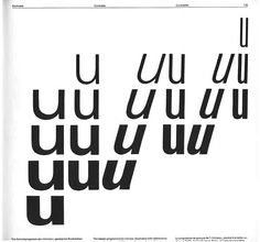 Typography - Emil Ruder S