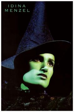 Broadway Musical Wicked Poster
