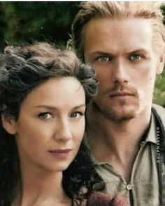 🖤🖤🖤 The most perfect couple ever 🤩✨ Happy Sunday to all 😘 . Jamie Fraser, Claire Fraser, Jamie And Claire, Fraser Clan, Diana Gabaldon, Tartan, Cinema Tv, Outlander Tv Series, Watch Outlander