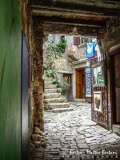 Rovigno, Istria (2012)