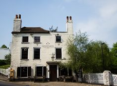 The Spaniards Inn in Hampstead