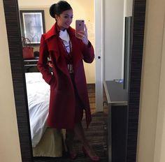 【イギリス】ヴァージン・アトランティック航空 客室乗務員 / Virgin Atlantic Airways cabin crew【UK】 Grace Perry, Flight Attendant, Aircraft, Blazer, Photo And Video, Instagram, Women, Fashion, Moda