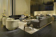 The Fendi Casa collection presented at the Paris Maison & Objet 2014