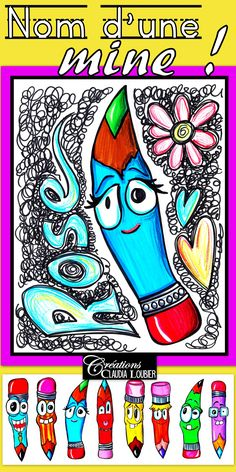 Back to School Art Project : Origi-Name - Art Lesson Plan Back To School Art, Art School, School Ideas, Pastel Gras, Elementary Music Lessons, Pop Art, New Project Ideas, Beginning Of The School Year, Name Art