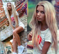 Белые одевая кроссы, не страшны нам бури и грозы (by Ekaterina Normalnaya) http://lookbook.nu/look/3759973-