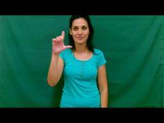Lengua de Señas - Instituto de Idiomas: Nivel 1: Dactilológico V Neck, T Shirts For Women, Videos, Tops, Fashion, Sign Language, Moda, Fashion Styles, Fashion Illustrations