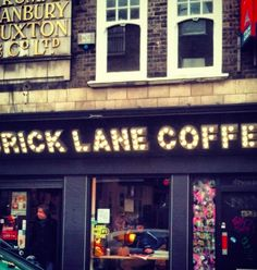 Bricklane, London 2014