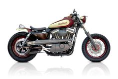 Deus Ex Machina + Harley Motor Co