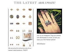 Did you receive your Arik Kastan Newsletter earlier this week?? If not, there's still time to s...