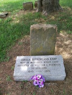 Josie Earp - Wyatt Earp's common law wife and the reason Wyatt attended Seder at Passover and is buried in a Jewish Cemetery. Description from pinterest.com. I searched for this on bing.com/images