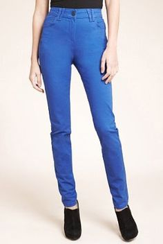 I have these...fantastic colour for a Winter (that's my clothing Season) and could also work for a Spring.