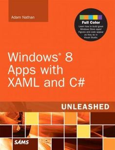 Windows 8 apps with XAML and C# unleashed / Adam Nathan. Toledo campus. Call number : QA 76.774 .M434 .N38 2013