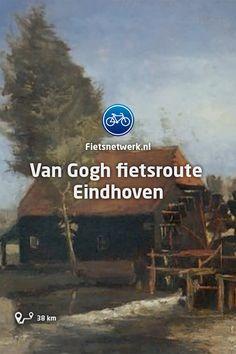 Van Gogh, Fruit Illustration, Eindhoven, Holland, Road Trip, Maps, Travel, Kunst, The Nederlands