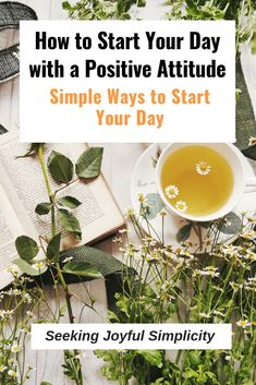 A better way to start your day. Are your first thoughts of the day consumed with worry, stress, complaining, or other negative emotions? Try these simple ways to start your day with a positive attitude. Wellness Tips, Health And Wellness, Fitness Models, Positive Parenting Solutions, Ways To Reduce Stress, Holistic Healing, Natural Healing, Thursday Motivation, Natural Parenting