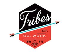 Tribes logo  / pinned on toby designs