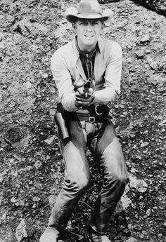 Steve McQueen in The Magnificent Seven 1960