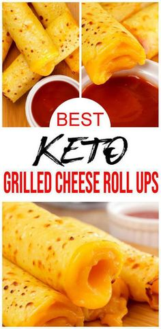 keto dinner recipes Keto grilled cheese has never tasted so good! Simple low carb recipe for the BEST keto grilled cheese roll ups. This is a spin on the traditional grilled cheese sandwich with a yummy roll up. Quick Snacks, Quick Meals, Keto Snacks, Keto Meals Easy, Simple Snacks, Ketogenic Recipes, Low Carb Recipes, Ketogenic Diet, Dukan Diet