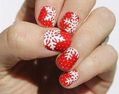 Nail Wraps by SoGloss Snowflake Nails, Snowflakes, Homemade Dry Shampoo, Transparent Nails, Nail Wraps, Make Design, Nail File, Mani Pedi, Toe Nails