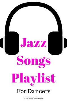 Jazz Songs Playlist for dancer featuring music by Emilie Autumn, Little Boots, Sailor and more. Songs For Dance, Dance Playlist, Jazz Songs, Teach Dance, Jazz Dance, Learn To Dance, Dance Class, Dance Music, Dance Stuff