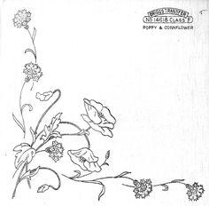 14618 briggs poppy cornflower