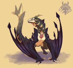 SPIKY by VCR-WOLFE on DeviantArt