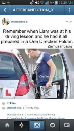 #LiamAppretiationDay