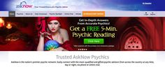 """AskNow Review; Best Psychics on AskNow"""