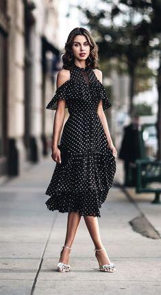 Самые модные повседневные платья 2018-2019 года, фото, идеи платья на каждый день, модели, новинки