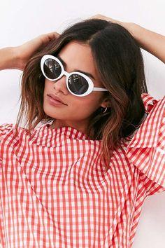 Glamourizar Tendencia Inverno 2018, Oculos De Sol Gatinho, Usando Óculos,  Tendências Da Moda 1ea35d135f