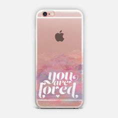 You Are Loved designed by Noonday Design