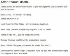 The Marauders Memes Harry Potter Harry Potter Puns, Harry Potter Marauders, Harry Potter Universal, Harry Potter World, The Marauders, Snape Harry, Severus Snape, Draco Malfoy, Hermione Granger
