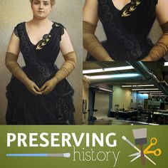 At the Missouri History Museum, conserving artifacts in our collection ensures that they will be accessible for generations to come.