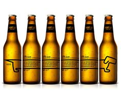 Short Leg Craft Brewers Bottles is a long dog #beer #packaging story : ) PD