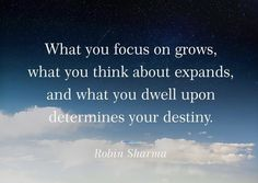 What you focus on grows ! I decide to focus on my inner peace, what about you ? Reiki, Daily Calm, Focus On Me, What You Think, I Decided, Inner Peace, Self Development, Growing Up, Thinking Of You