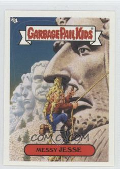 messy bessie garbage pail kids   2003 garbage pail kids all new series 1 36a messy jesse 3 from $ 1 00 ...